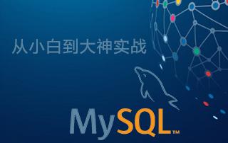《MySQL DBA从小白到大神实战》视频教程