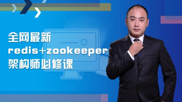 全网最新redis+zookeeper架构师必修课