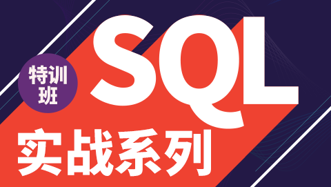 SQL实战系列特训班