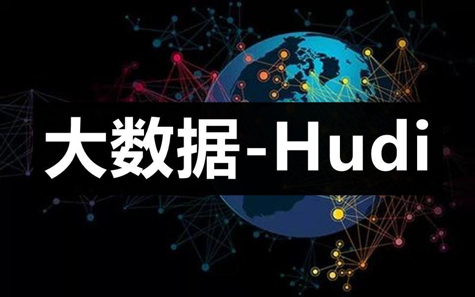 数据湖Hudi视频_大数据教程